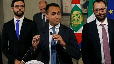 Italian opposition PD, 5-Star say they want to form coalition led by Conte