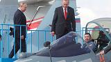 Russia, Turkey discuss supply of Russian stealth fighter jet - RIA
