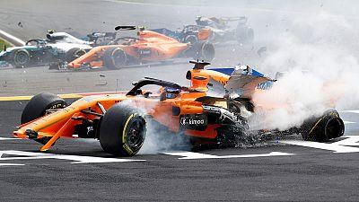 Formula One statistics for the Belgian Grand Prix