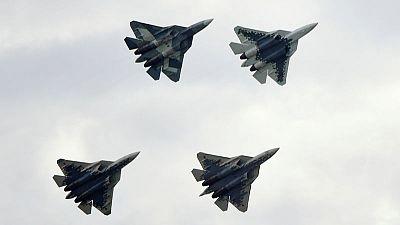 وكالة: موسكو وأنقرة تبحثان حصول تركيا على مقاتلات شبح روسية
