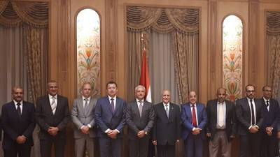 Belarusian delegation met with the Minister of State for Military Production of Egypt