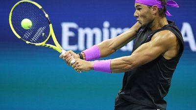 Tennis: Us Open, buon esordio per Nadal