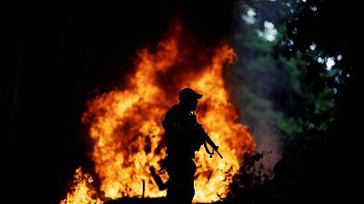 Exclusive: As fires race through Amazon, Brazil's Bolsonaro weakens environment agency