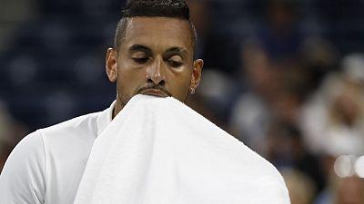كيريوس يواجه تحقيقا بعد اتهام اتحاد لاعبي التنس بالفساد
