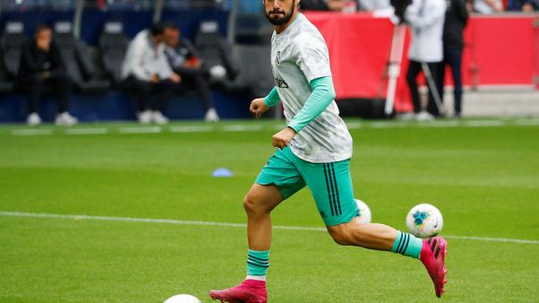 Isco adds to Real's injury problems