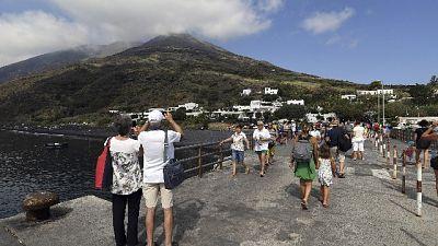 Vulcani: nuova eruzione a Stromboli