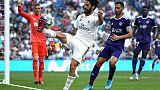 Real Madrid: lesione muscolare, Isco ko
