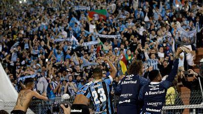 Libertadores, Gremio primo semifinalista