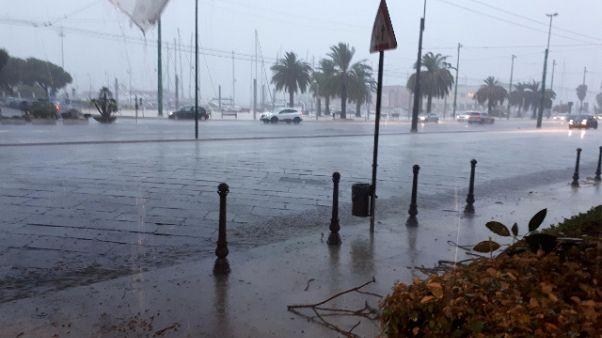 Prorogata allerta temporali in Sardegna