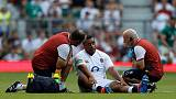 Mako Vunipola out for 10 days with hamstring injury