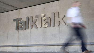 Goldman-backed CityFibre looks to buy TalkTalk's network company - Sky News