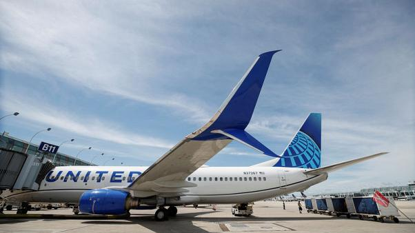 United Airlines moving its Boeing 737 MAX jets to short-term storage in Arizona