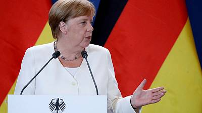 Far right to deal blow to shaky Merkel coalition in eastern votes