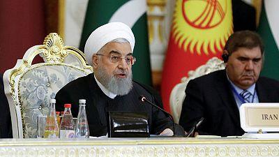 Iran's Rouhani calls for unity to overcome U.S. 'economic war'