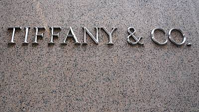 Tiffany profit tops Street estimates, sales fall on tourist spending drop