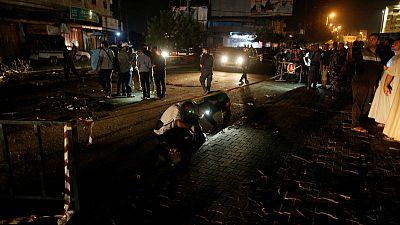 حماس: تفجيرا غزة اللذان قتلا 3 من الشرطة كانا هجومين انتحاريين