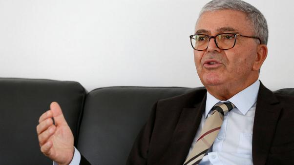 Tunisia's Zbidi says he will amend constitution if elected president