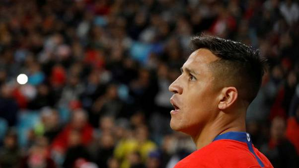 Sanchez arrives in Milan ahead of expected Inter loan
