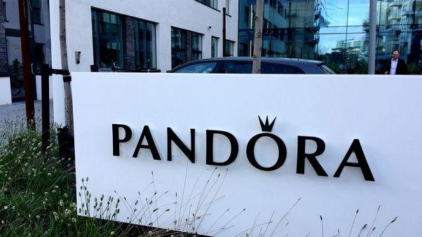 Struggling jewellery maker Pandora to relaunch brand at LA event