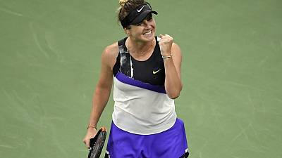 سفيتولينا تهزم فينوس وتبلغ الدور الثالث في أمريكا المفتوحة