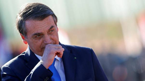 Brazilians support Bolsonaro after Macron's 'offence' - minister