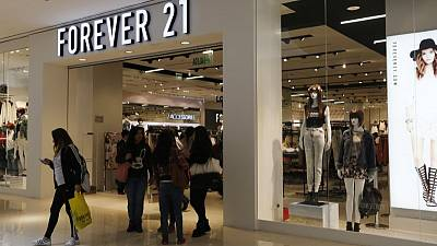 Forever 21 prepares for potential bankruptcy filing - Bloomberg