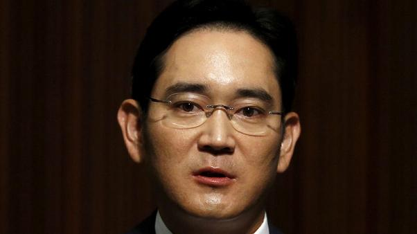 Samsung heir braces for top court ruling in ex-president bribery case