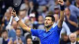 Djokovic overcomes shoulder woes to reach second round