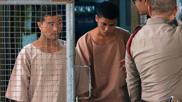Thai court upholds death penalty for Myanmar workers in British tourist murders
