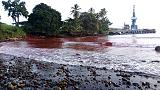 Papua New Guinea may close Chinese-owned nickel plant after spill - regulator