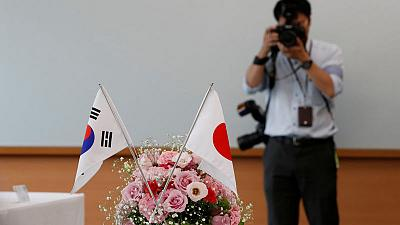 Scrapped intelligence pact draws United States into deepening South Korea-Japan dispute