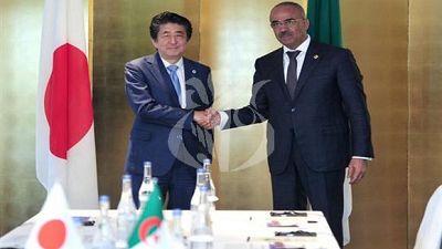 Bedoui s'entretient à Yokohama avec le Premier ministre japonais et le secrétaire général (SG) des Nations unies