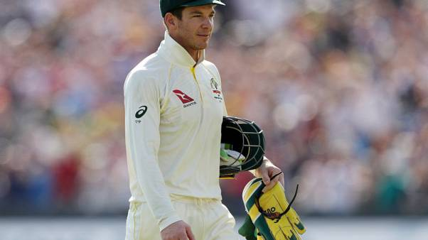Australia reviewing DRS process after Headingley howler - Paine