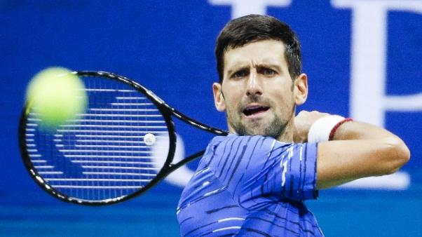 Tennis: Us Open, Djokovic piega Londero