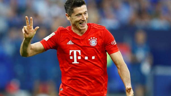 Lewandowski goals a precious commodity for Bayern