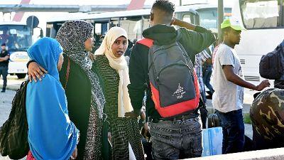 Migranti: sbarcati in 78 a Lampedusa