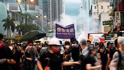 وزارة الدفاع الصينية: على احتجاجات هونج كونج احترام القانون
