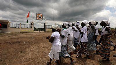 West Africa's historic slave sites bear witness to brutal trade