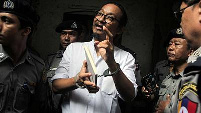 Myanmar jails filmmaker for Facebook posts critical of military
