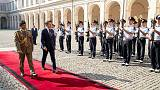 Italian president gives Conte mandate to form new government