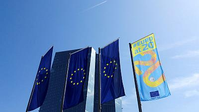 Euro zone economic sentiment shows slight uptick in August