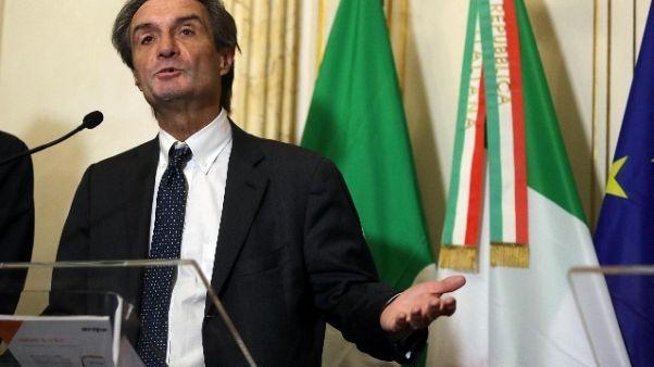 Governo, A.Fontana: temo per l'autonomia