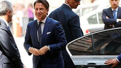 جوزيبي كونتي يقبل تكليف الرئيس الإيطالي بتشكيل حكومة جديدة