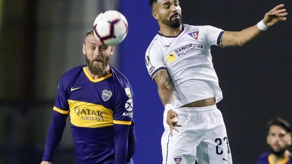 Libertadores: Boca Juniors in semifinale