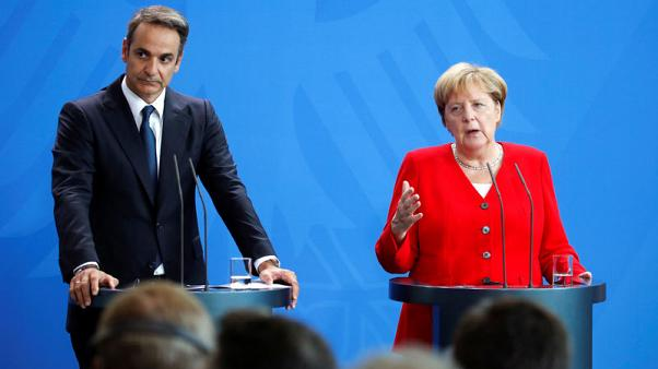 Greece, Germany working on climate investment package - Mitsotakis