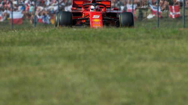 Snai: Gp Belgio, quote dicono Ferrari