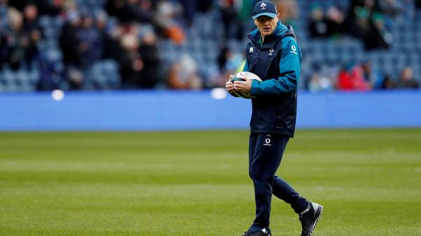 Ireland fringe men get opportunity after England mauling