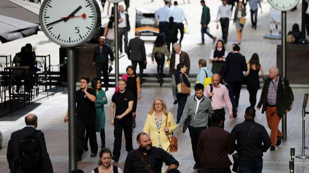 UK economy weakest since 2012 as Brexit fears mount - survey
