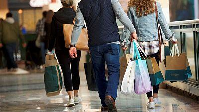 U.S. economy slows in second quarter; consumer spending robust
