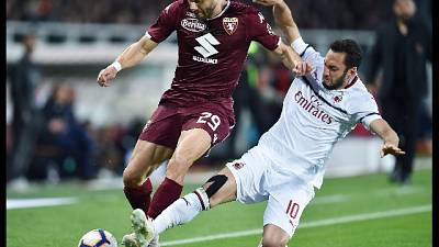 "Calhanoglu: ""Milan brutto a Udine"""